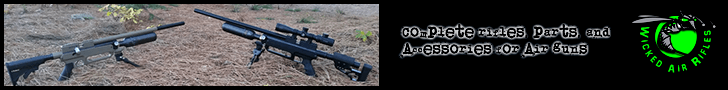 Wicked Air Rifles - Flex